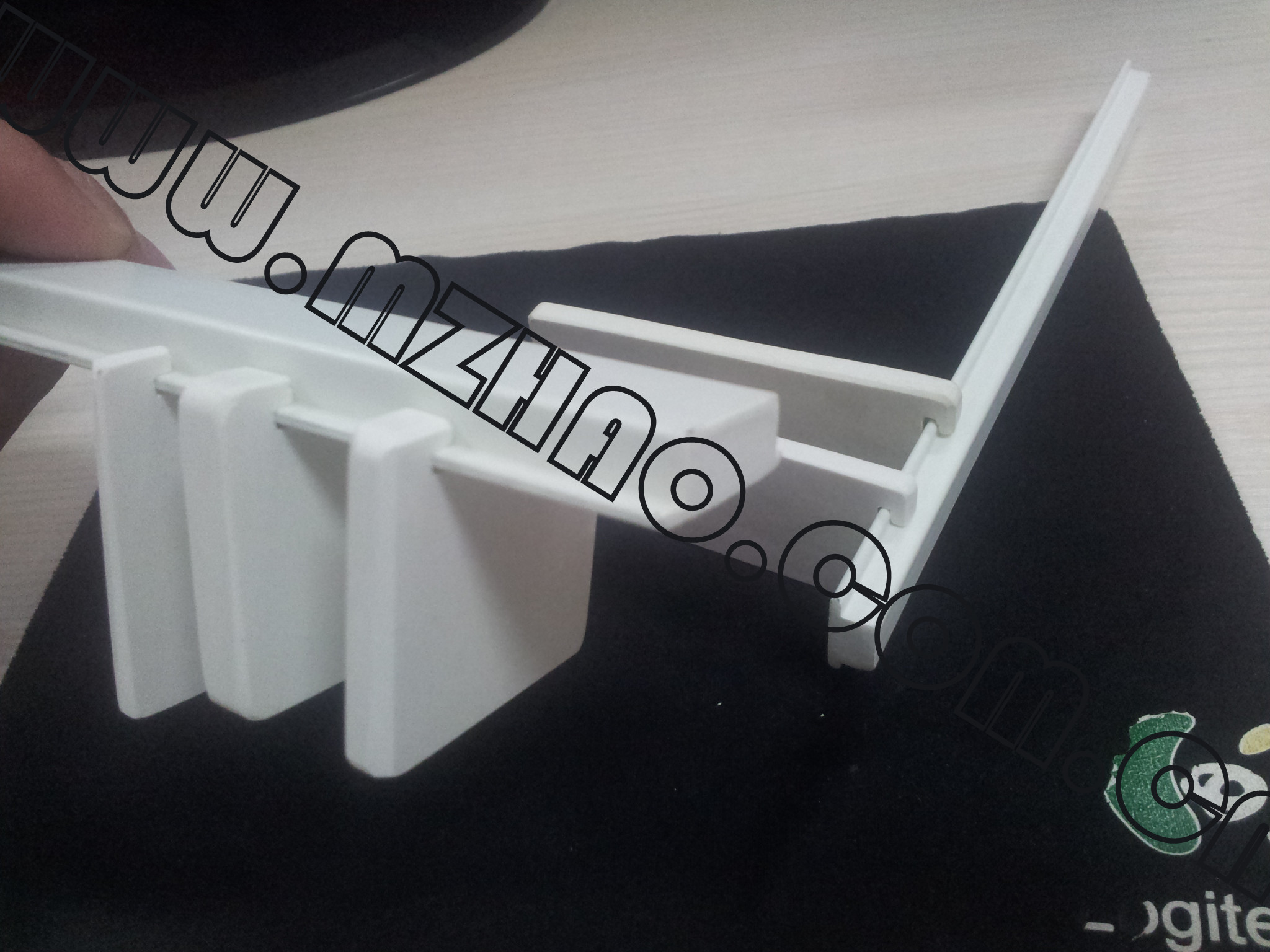 frp dog bone and spacer for dry transformer